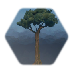 Tall Tree Asset (Optimized)