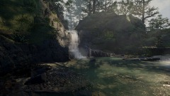 Expanded Serenity Falls