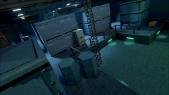 Metal Gear - Dock Area