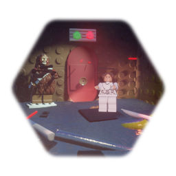 Remix of STAR WARS Lego NEW HOPE the refuse set mk3