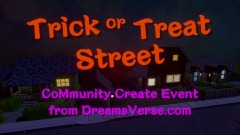 Invite for Trick or Treat Street Event