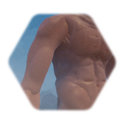 Realistic Male Body Puppet WIP