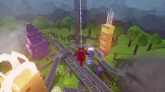 Spider-Man Free Roam ( City )