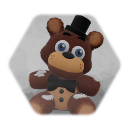 Withered Freddy Plush