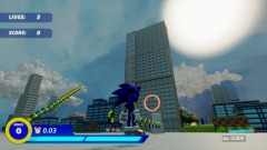 Remix of Sonic City Template with Assets (Remixable)