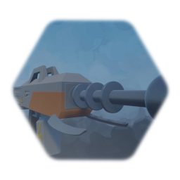 Heavy Lightning Rifle