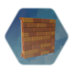 Welcome Home Brick/Interior Wall