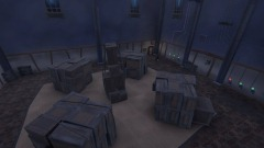 Hazard Room Remake from Sly 3 - Character Test level (WIP)