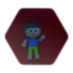 Ethan ( normal costume )