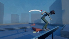 Skate Game Prototype (Overhaul Coming!)