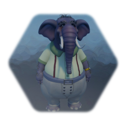 Alfie (Alfred Elephant)