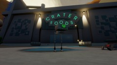 Crater Foods outside