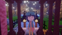 Coraline & The Other World -(Pink Palace Apartments!) - WIP!