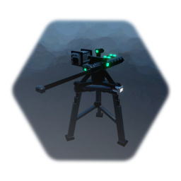 Automatic Turret (with logic)