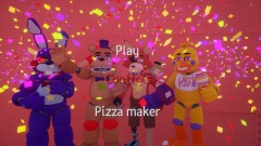 Fnaf pizzaria simulator