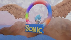 Sonic the hedgehog and the lost zones