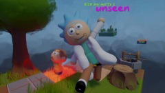RICK AND MORTY 2 UNSEEN!!! Aka the lost levels!!!