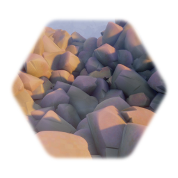 High Detail Rock Asset