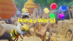 "Honey World  5/1 update  ""Add Honey -tree Ruins """
