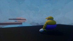 wario don't fall into the river