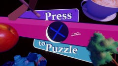 Press X To Puzzle