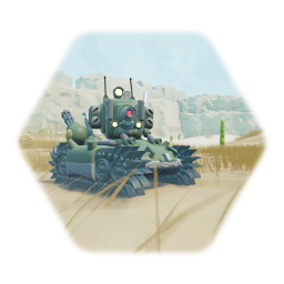Aabracadavers Tank and Desert (Remix)