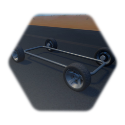 Deluxe Car Chassis