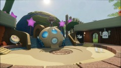 LittleBigPlanet Theme Park - Early WIP