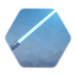 Lightsaber With Open/Close Animation