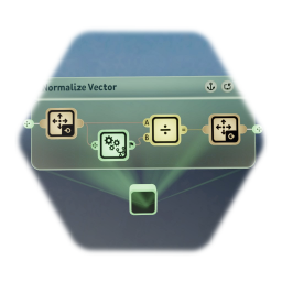 Normalize Vector