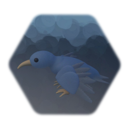 Animated Bird
