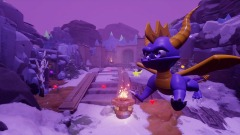 Spyro The Dragon: ❄️ Winter Heights (Level 2/2)