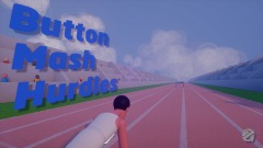 Button Mash Hurdles