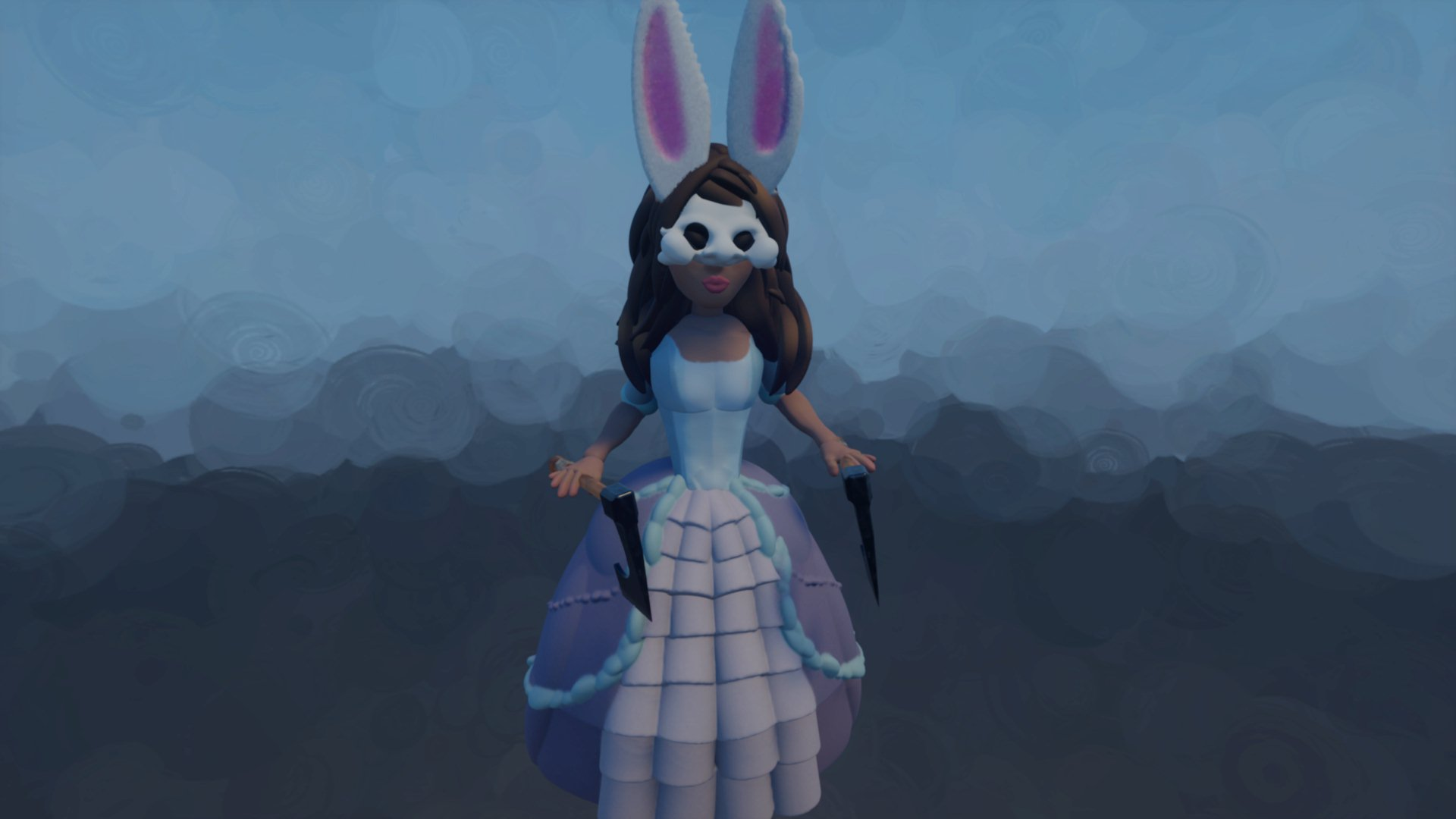 Huntress Dead By Daylight Indreams Me