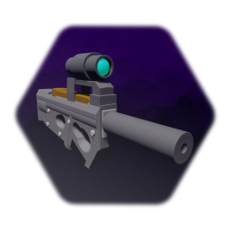 """sectorproject - """"P90 Scout SMG"""""""