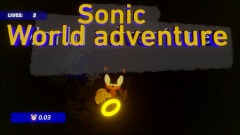 Sonic world adventure \ sonic ocean 3.0