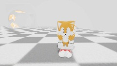 SONIC CLASSIC WORLD TEST AREA: Tails alone
