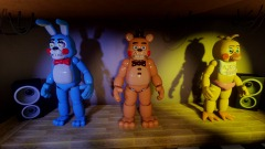 Five Dreams at Freddy's 2 Toy Edition