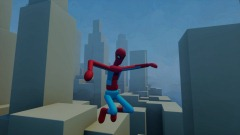 Spiderman Free Roam(Old; See The Amazing Spider-Man Demo)