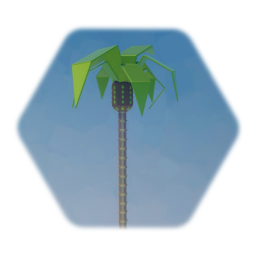 Palm Trees - Green Hill Asset Pack