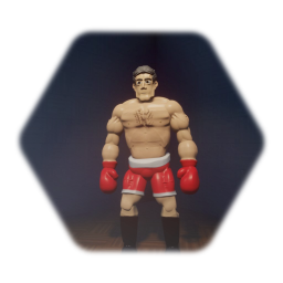 Boxing Characters