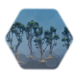 <uipossessvizbody> Dreams Guild - Eucalyptus Tree Stand