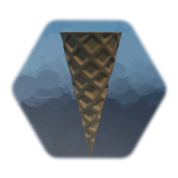 Medium Ice Cream Cone