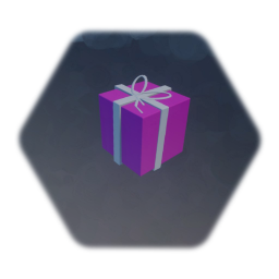 pink gift - christmas present - package