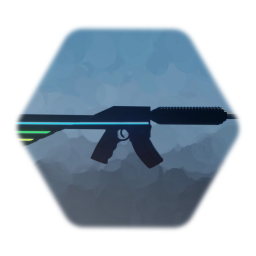 Assault Rifle 2