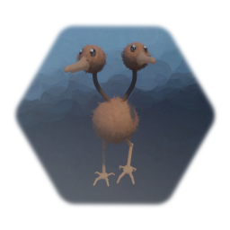 Doduo - Animated