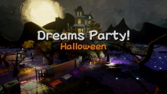 Dreams Party! Halloween