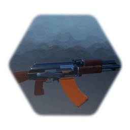 AK-47 (Puppet Scale, Cleaned Groups)