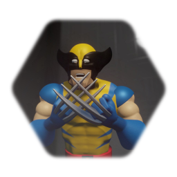 Wolverine X-MEN Suit
