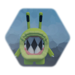 A Bad Chompy Sculpt